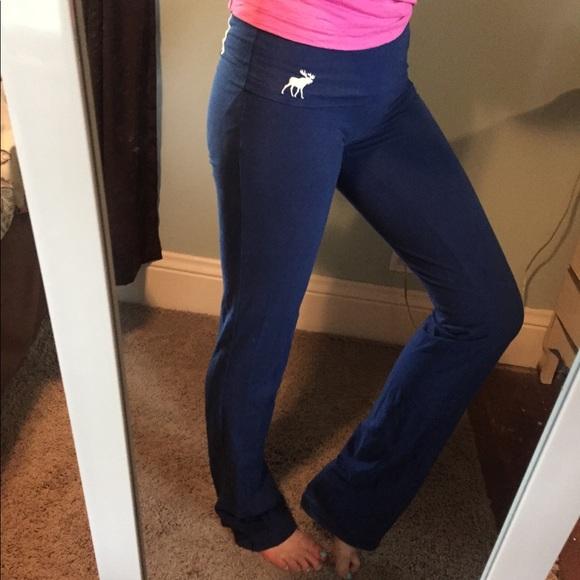 243bcc06dd Abercrombie & Fitch Pants | Abercrombie Fitch Yoga | Poshmark